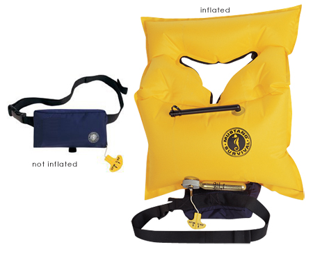 MUSTANG INFLATABLE POUCH (MD3025)