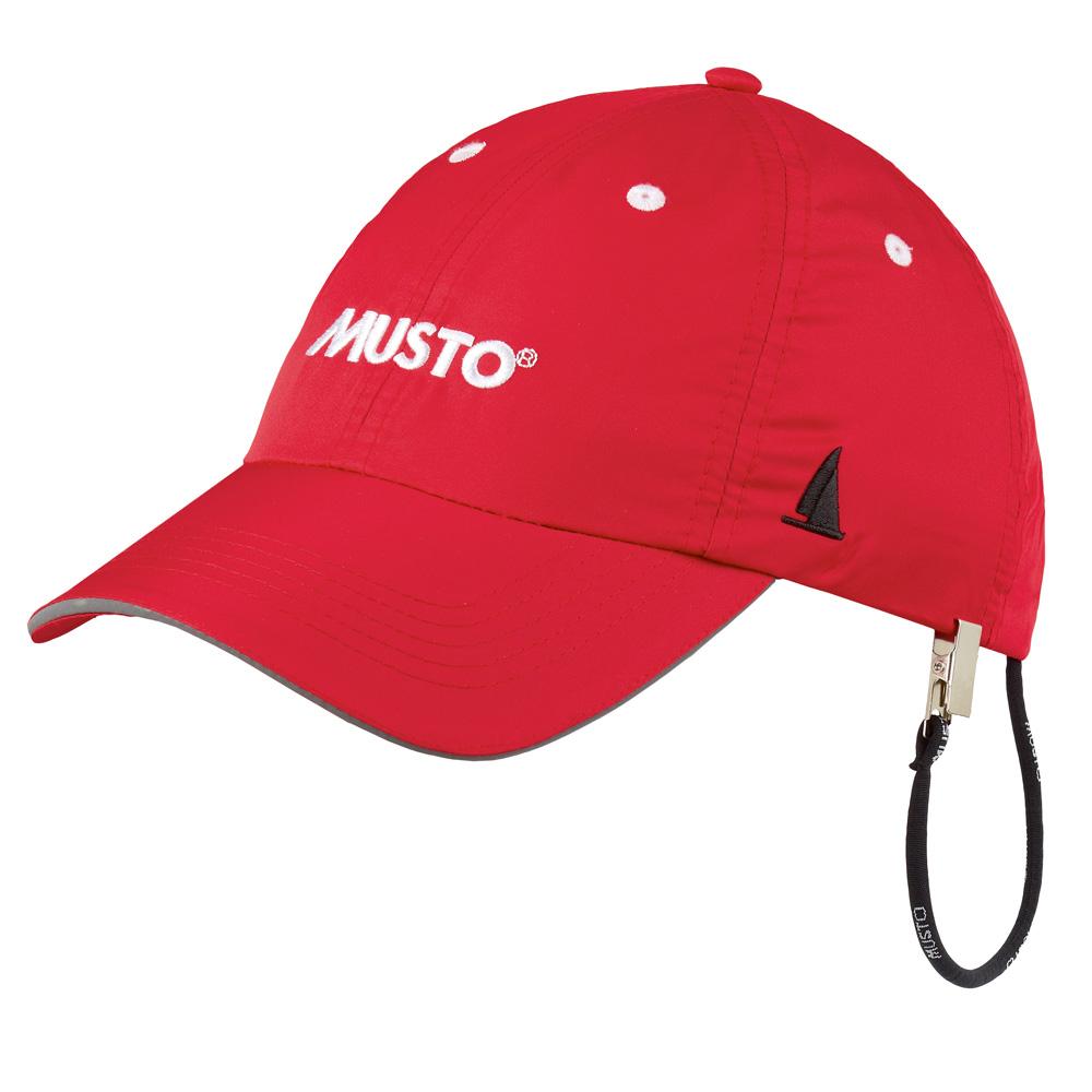 MUSTO ESSENTIAL FAST DRY CREW CAP (80032)