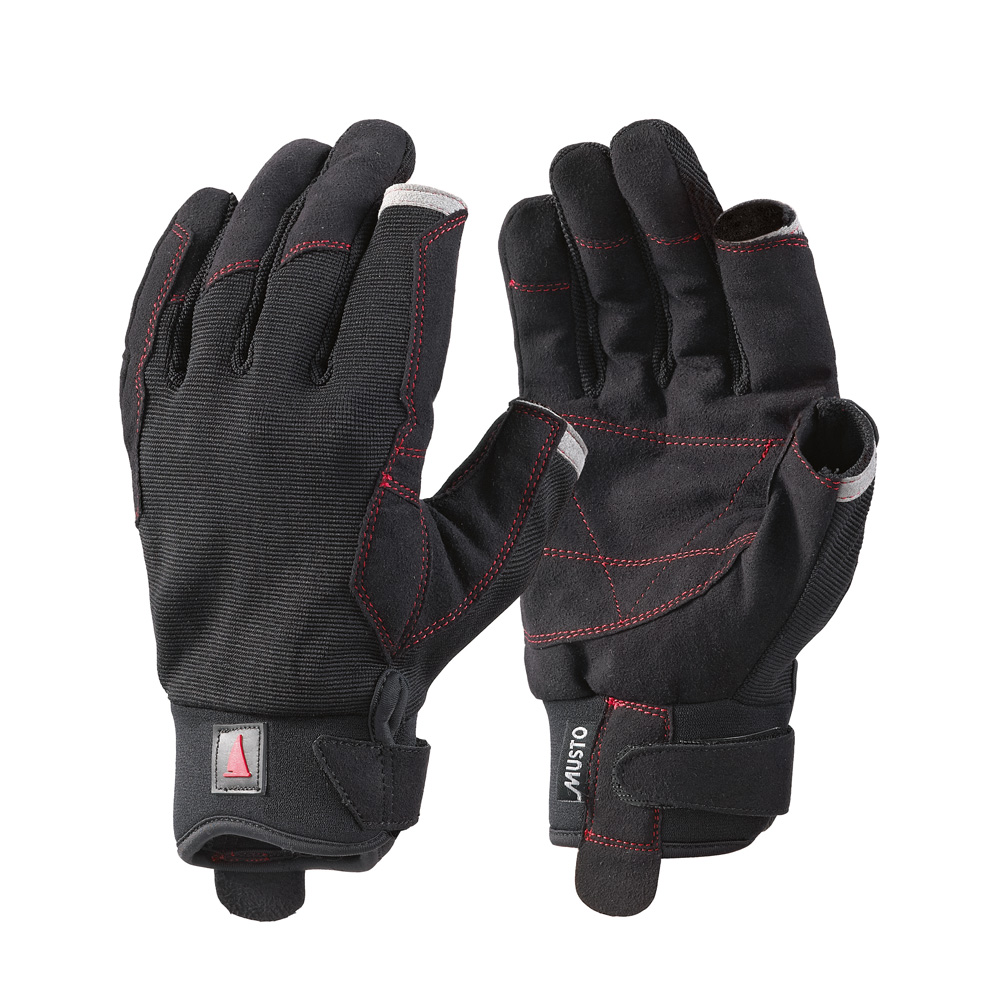 MUSTO LONG FINGER DEFENDER GLOVES (AS0802)