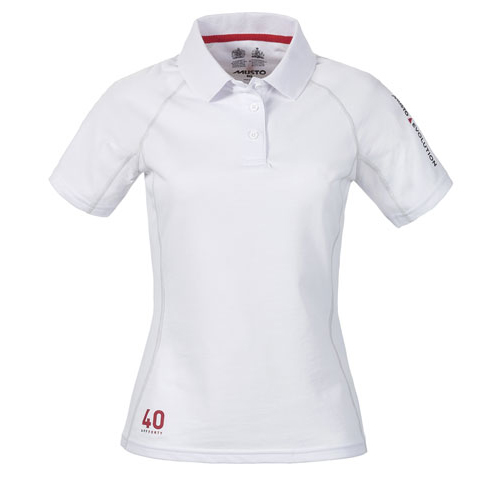 MUSTO LADIES EVOLUTION SUNBLOCK POLO (SE0483)
