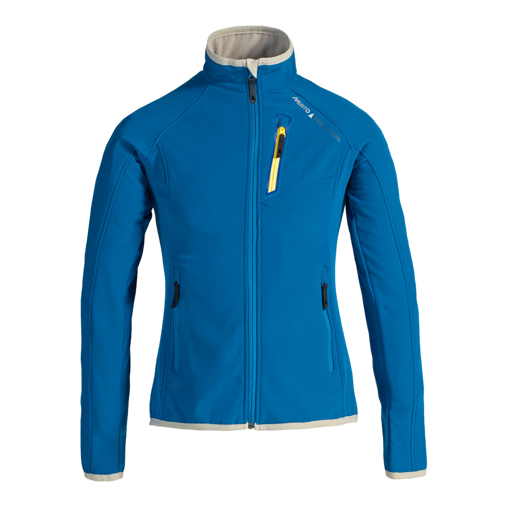 MUSTO LADIES EVOLUTION SOFT SHELL JACKET (SE0753)