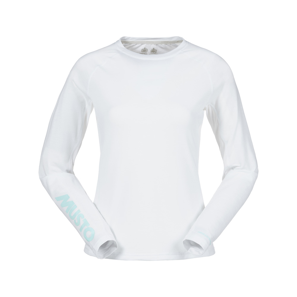 MUSTO WOMEN'S ESSENTIAL UV FAST DRY LONG SLEEVE T-SHIRT (SE0872)