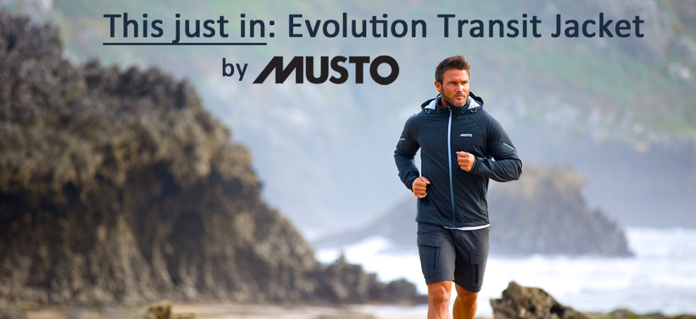 evolution transit jacket