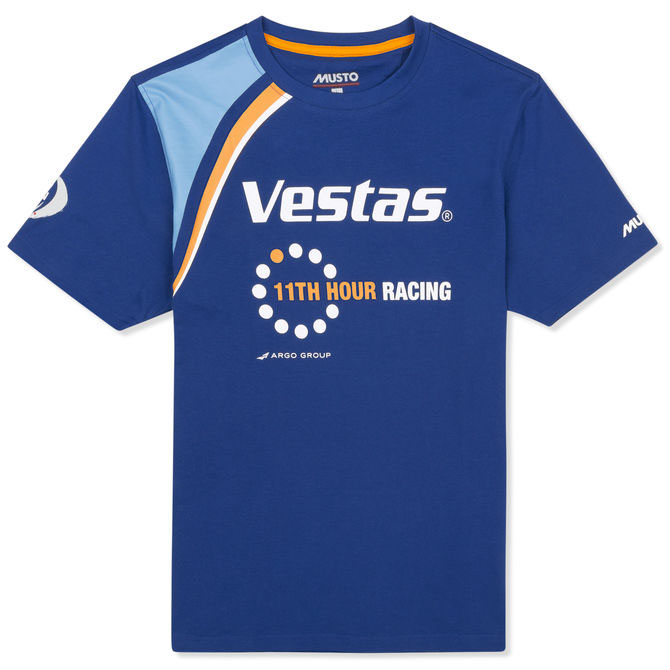 MUSTO MENS VESTAS 11TH HOUR TEE (V11HM05)