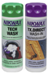 NIKWAX TECH WASH AND TX DIRECT WASH IN KIT (103)