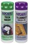 NIKWAX TECH WASH AND TX DIRECT WASH IN KIT (103)
