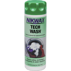 NIKWAX TECH WASH 10 OZ (181)