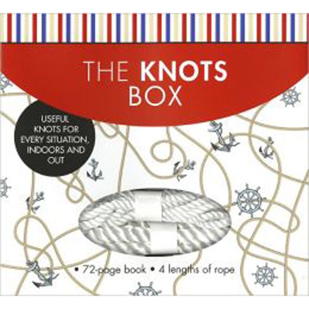 THE KNOTS BOX: Useful Knots for Every Situation, Indoors and Out By A. Hyatt Verrill