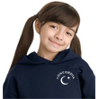 Concordia Youth Hoody Sweatshirt