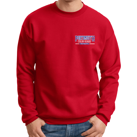 PHS COLOR GUARD SWEATSHIRT