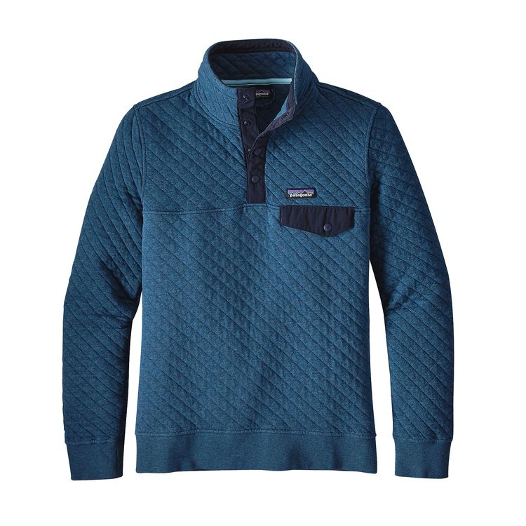 Patagonia Women S Cotton Quilt Snap T Pullover 25281