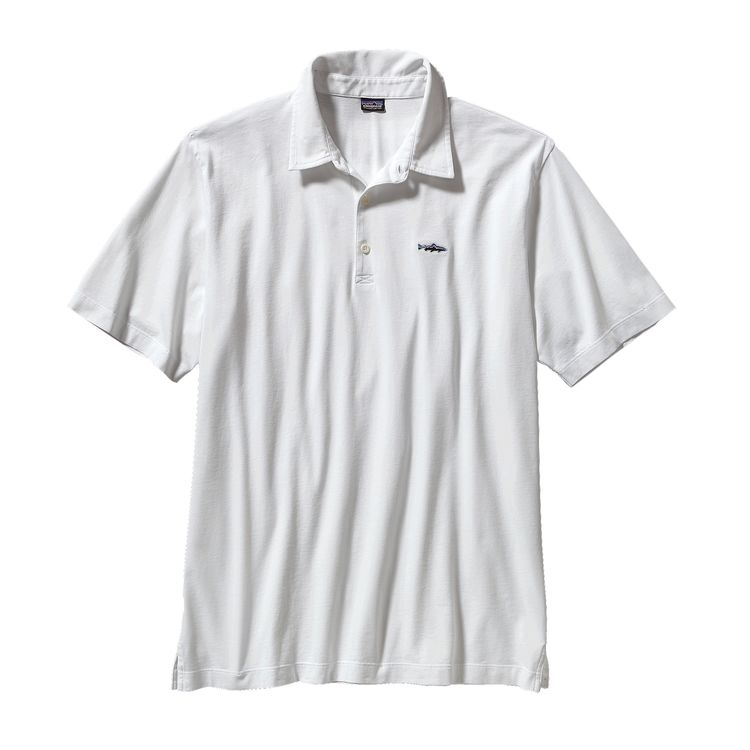 PATAGONIA MEN S POLO - TROUT FITZ ROY (52206)-Team One Newport 9c5e2d28cab