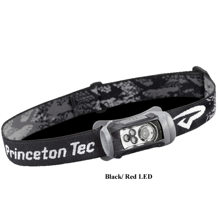 PRINCETON TEC REMIX HEADLAMP WITH RED LED (REMIX)