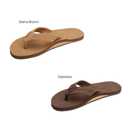 3efa81fbfae8d RAINBOW SANDALS WOMENS PREMIER LEATHER - NARROW STRAP-Team One Newport
