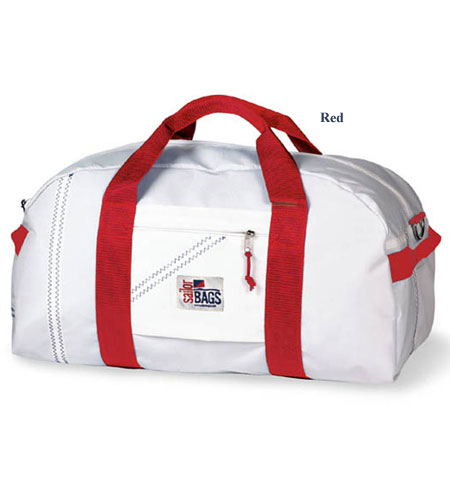 SAILOR BAGS XL SQUARE DUFFEL (210)