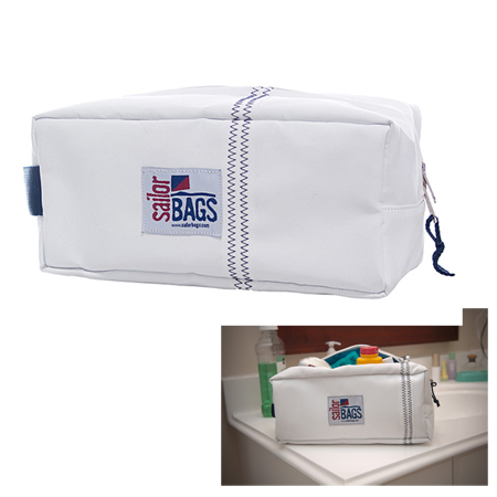 SAILOR BAGS SAILCLOTH DOPP KIT (225B)