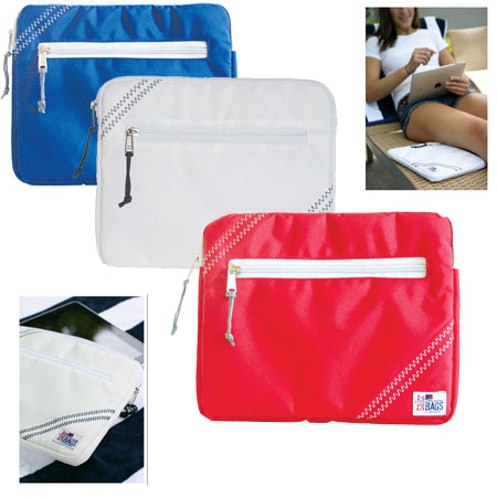 SAILOR BAGS SAILCLOTH iPAD CASE (343)
