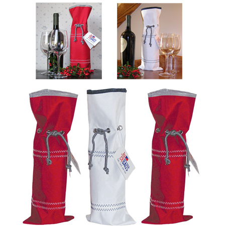 SAILOR BAG SAILCLOTH WINE SACKS (510)