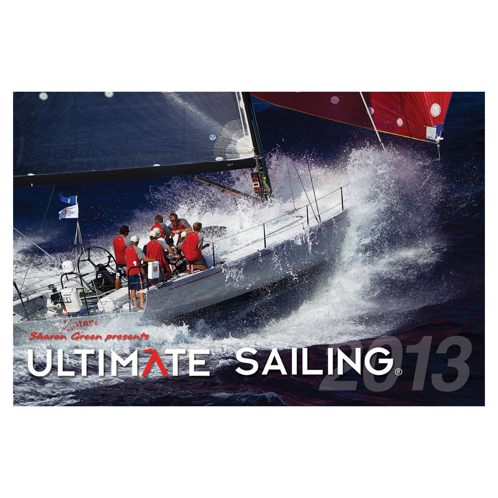 ULTIMATE SAILING CALENDAR 2013 (SG2013)