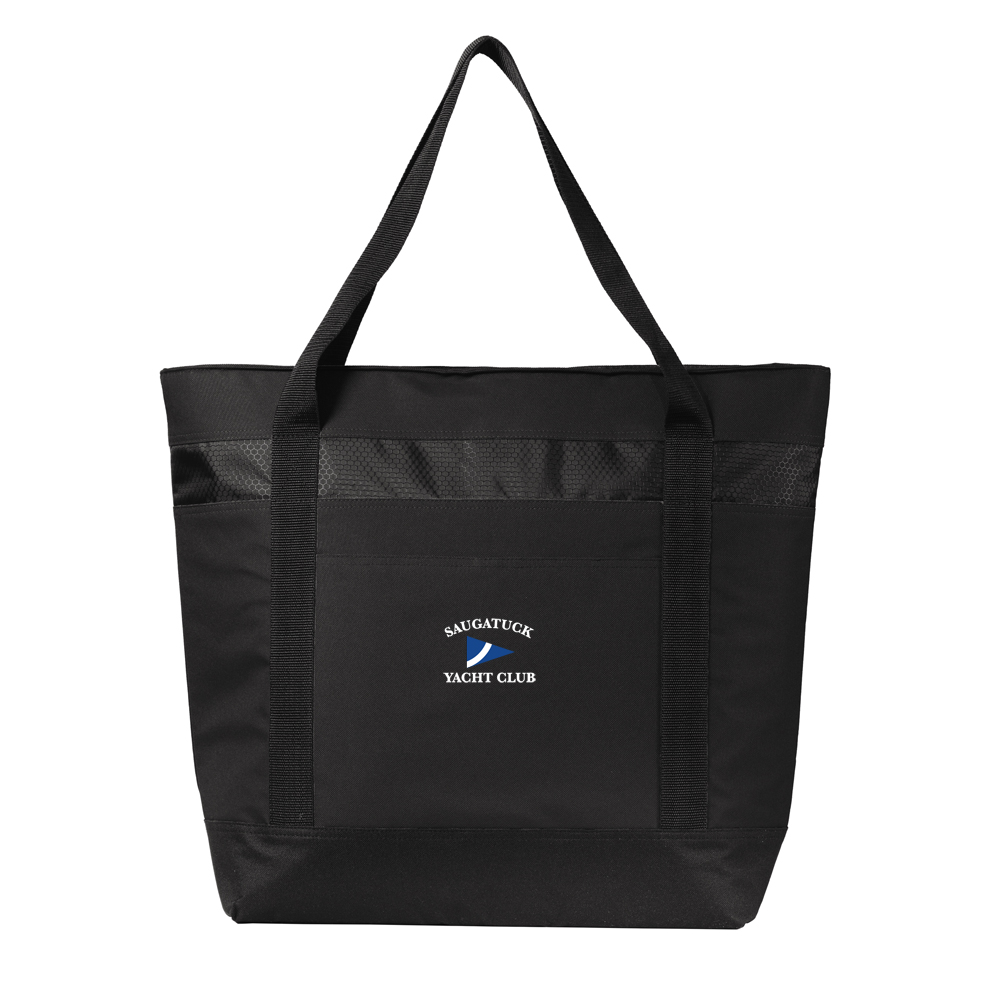 SAUGATUCK YACHT CLUB INSULATED TOTE COOLER