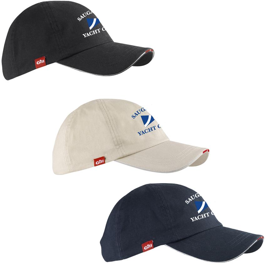 SAUGATUCK YACHT CLUB GILL SAILING CAP