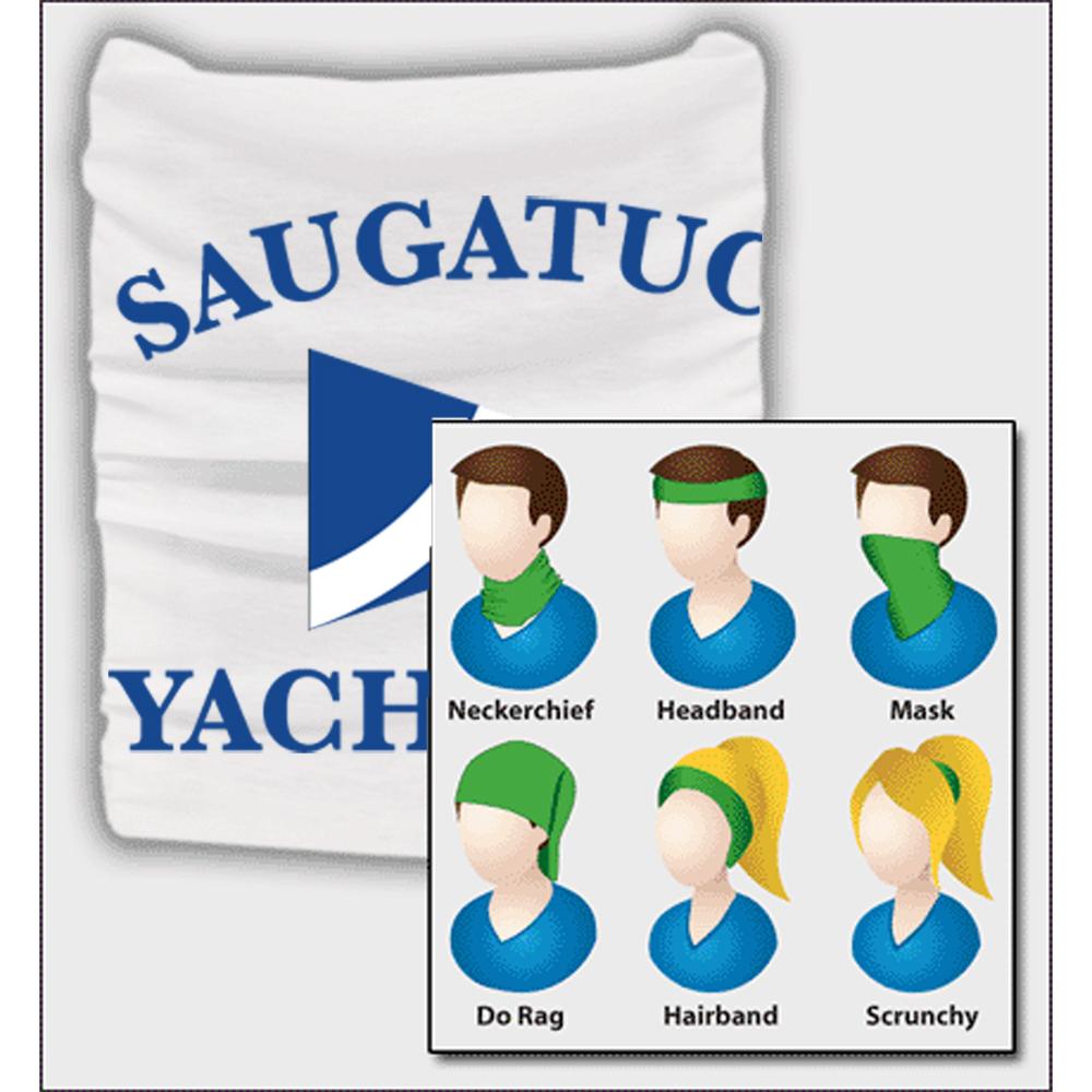 Saugatuck Yacht Club - Neck Gaitor (SGYC905)