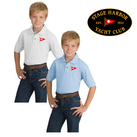SHYC - COTTON POLO KID'S