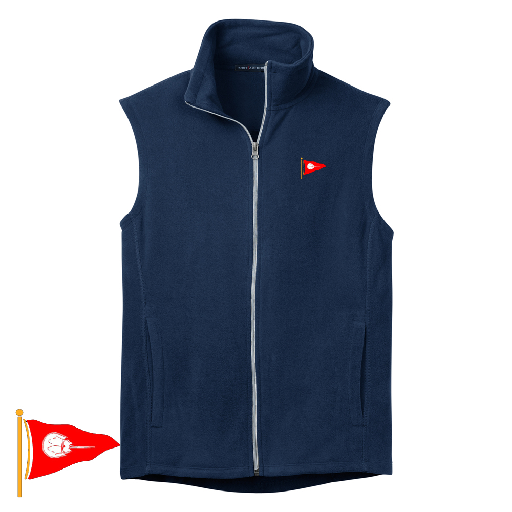 SHYC - MEN'S FLEECE VEST