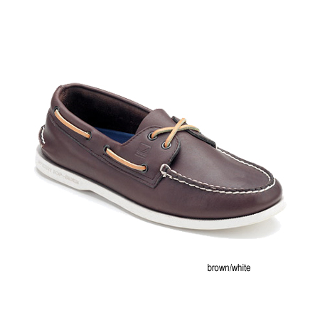 SPERRY MENS A/O TOP-SIDER BOAT SHOE
