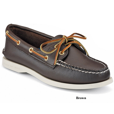 SPERRY WMNS A/O TOP-SIDER BOAT SHOE (9195017)