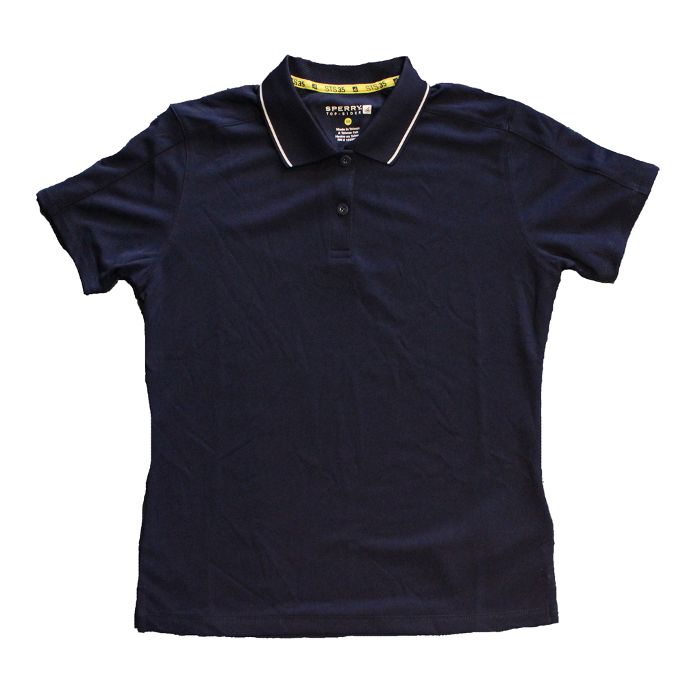 SPERRY W'S S/S TECH POLO (STSW-23)