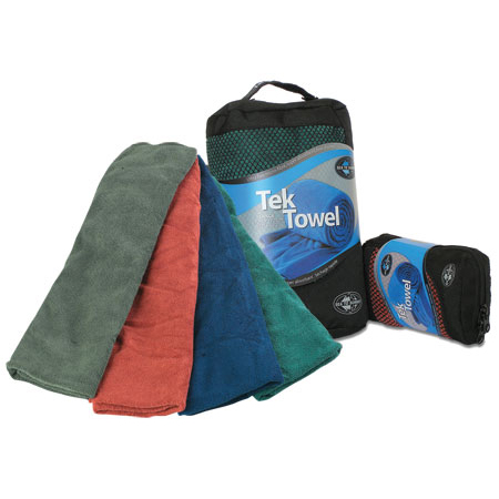 SEA TO SUMMIT SMALL TEK TOWEL 16 X 32 in (262)