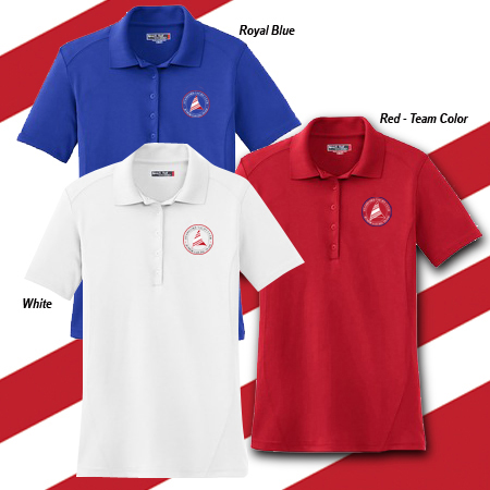 SYC  LADIES TECHNICAL POLO