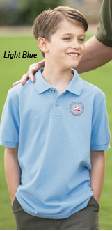 SYC - YOUTH COTTON POLO