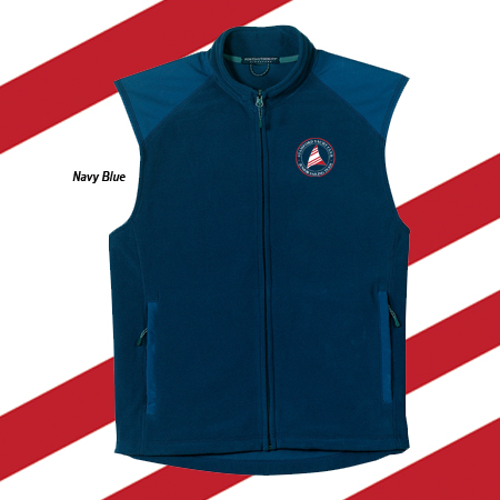 SYC MEN'S FLEECE VEST