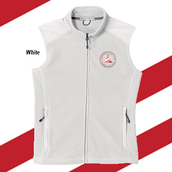 SYC WOMEN'S FLEECE VEST