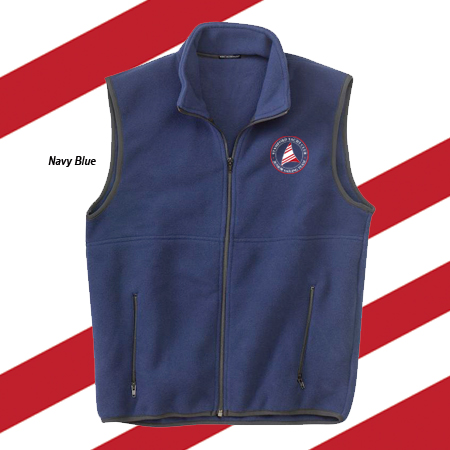 SYC YOUTH FLEECE VEST