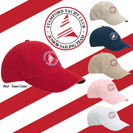 Stamford Yacht Club - Jr. Sailing Team Cotton Hat