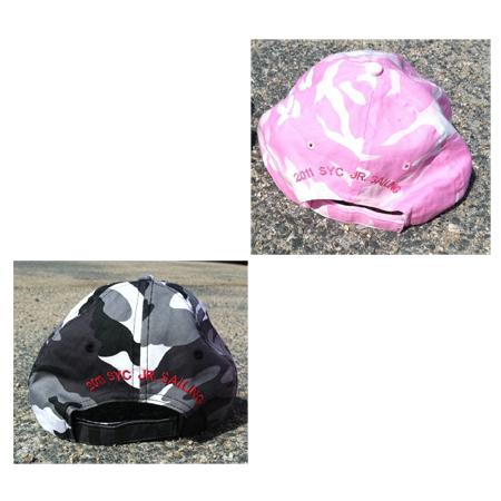SYC - KID'S CAMO HAT