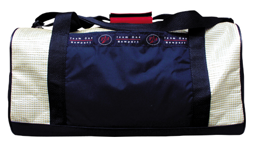 TEAM ONE SAILCLOTH DUFFLE