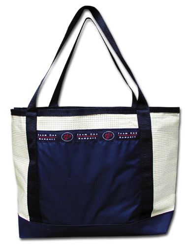 TEAM ONE SAILCLOTH TOTE