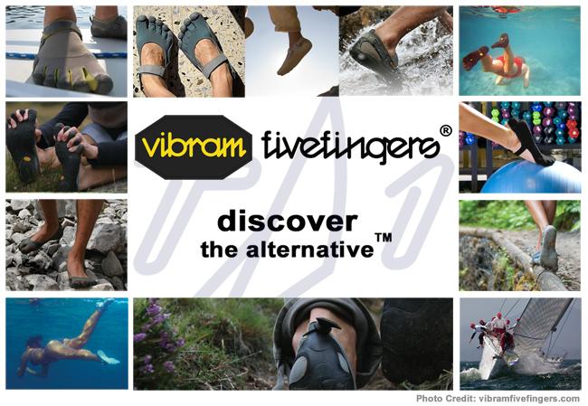 Vibram FiveFingers Page