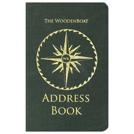 WOODENBOAT PUBLICATIONS ADDRESS BOOK (WB138)