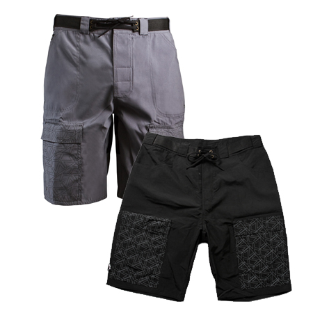 ZHIK MENS BOAT SHORTS (250)